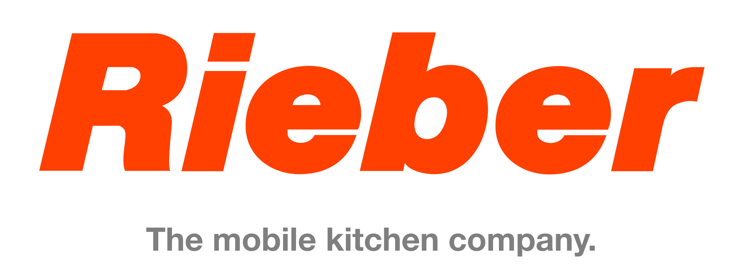 Rieber The Mobile Kitchen Company Logo